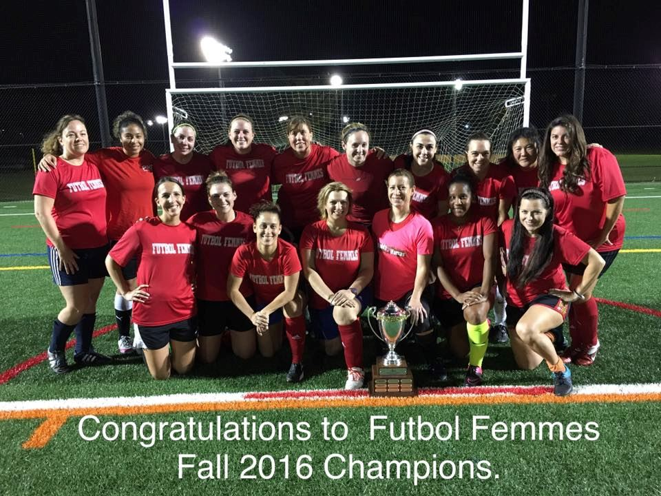 Soccer League-Fall 2016