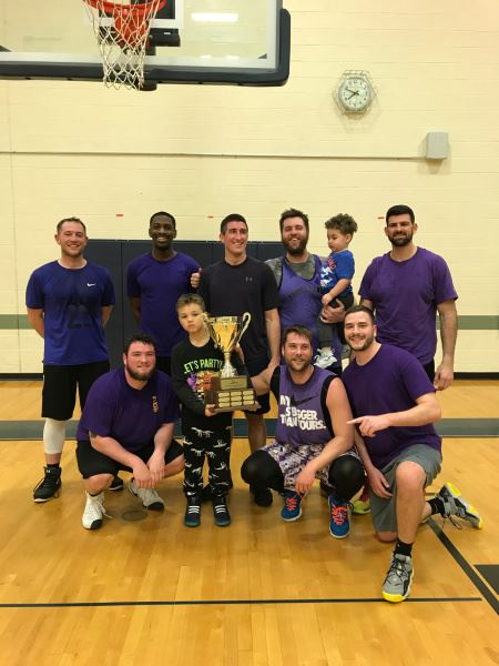 Division II Champions - Dunkaroos