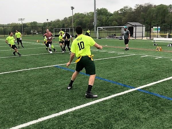Men's Flag Football League