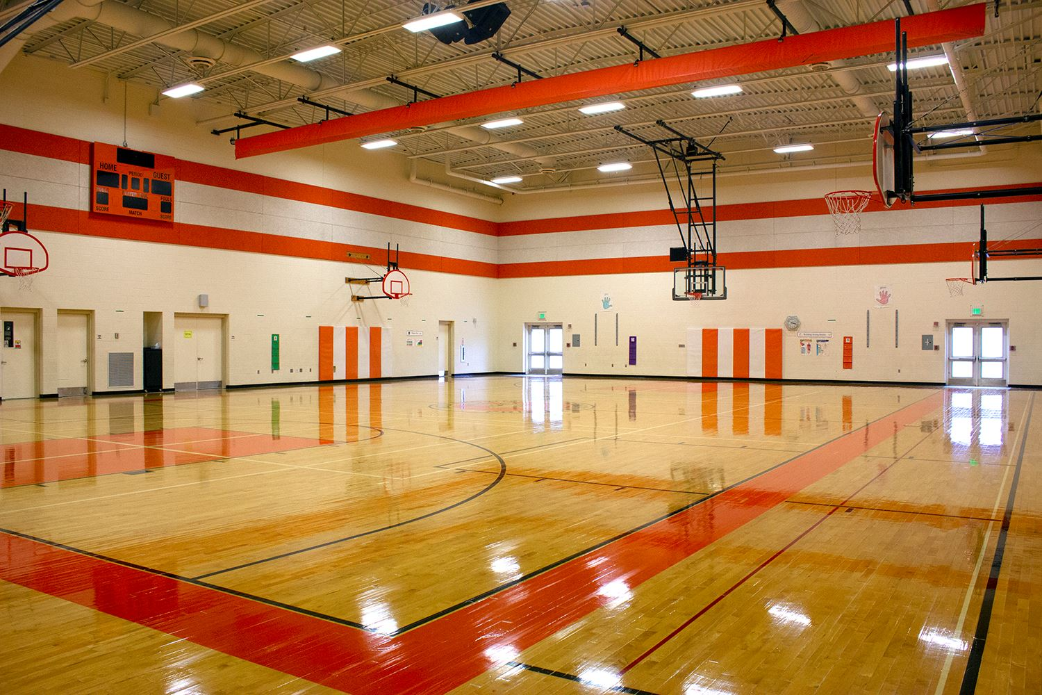 Middletown Rec Center - Gymnasium