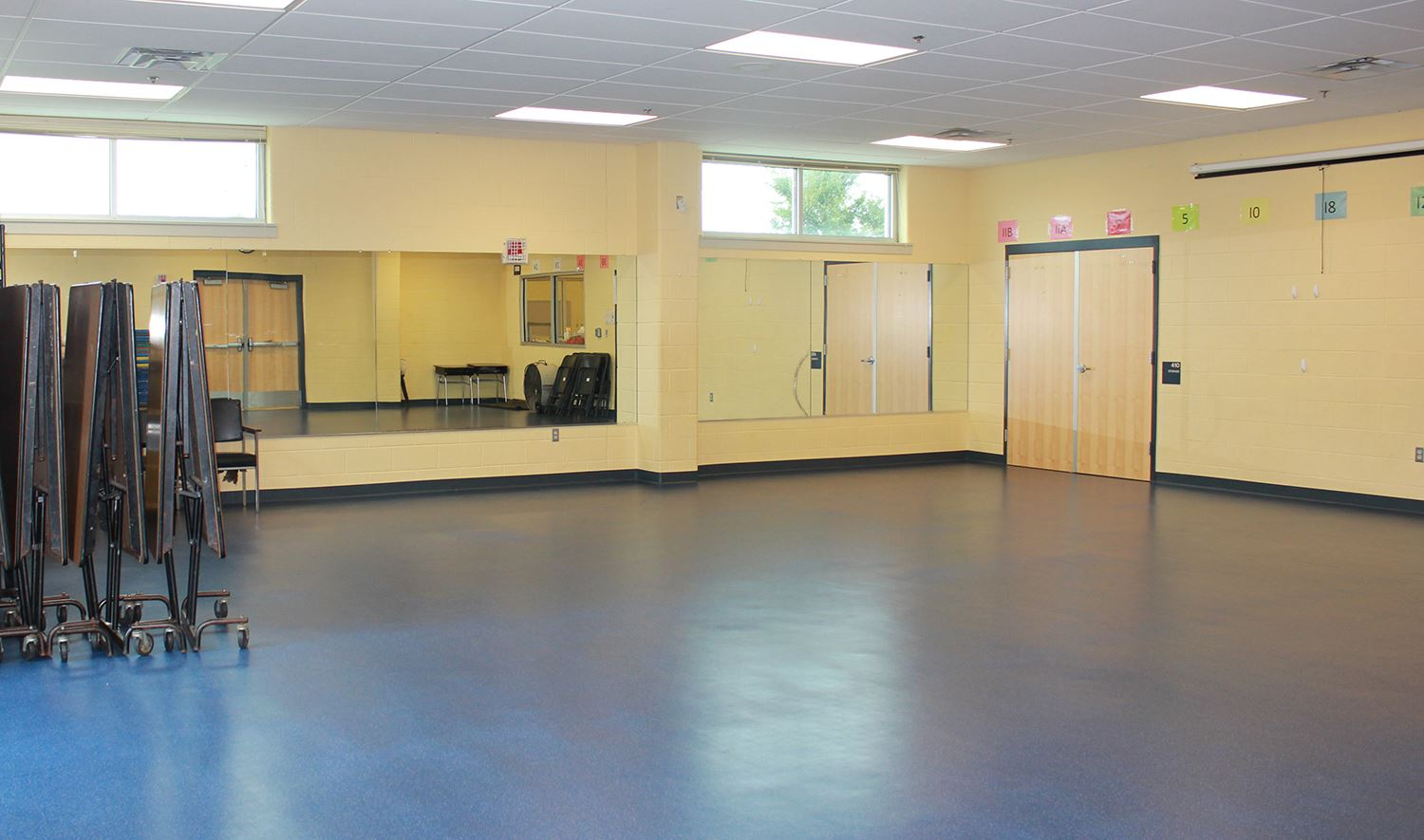 Walkersville Rec Center - Rec Room