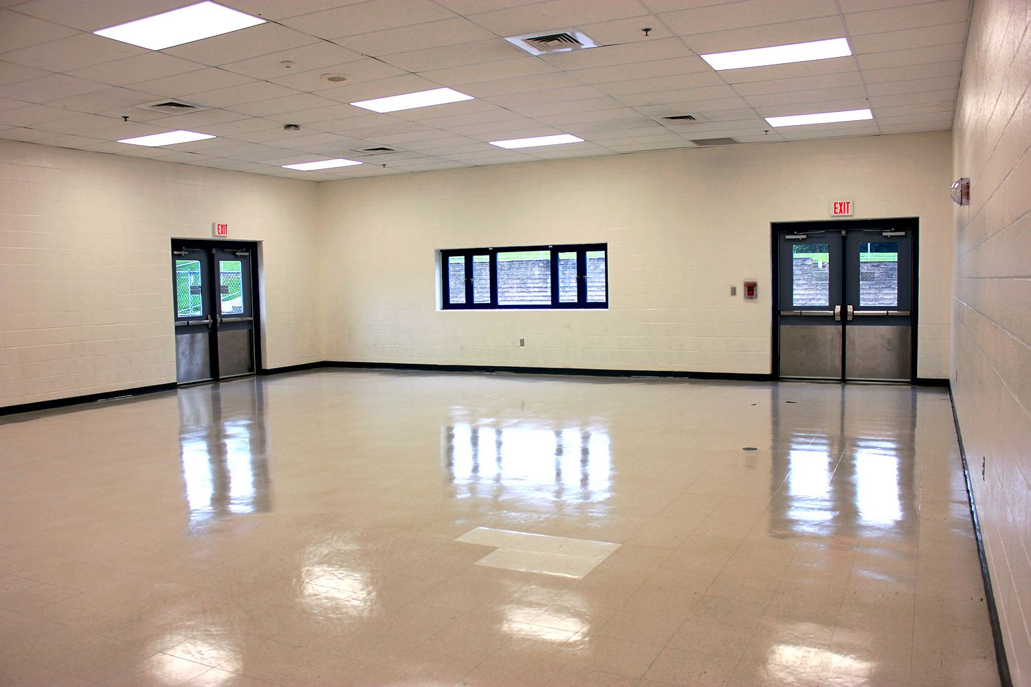 Thurmont Rec Center - Rec Room