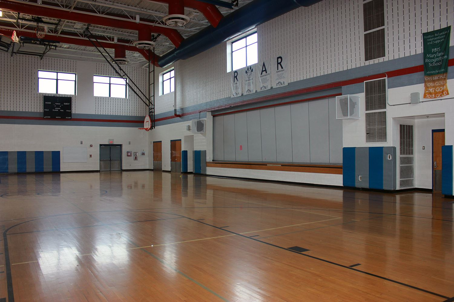 Thurmont Rec Center - Gymnasium