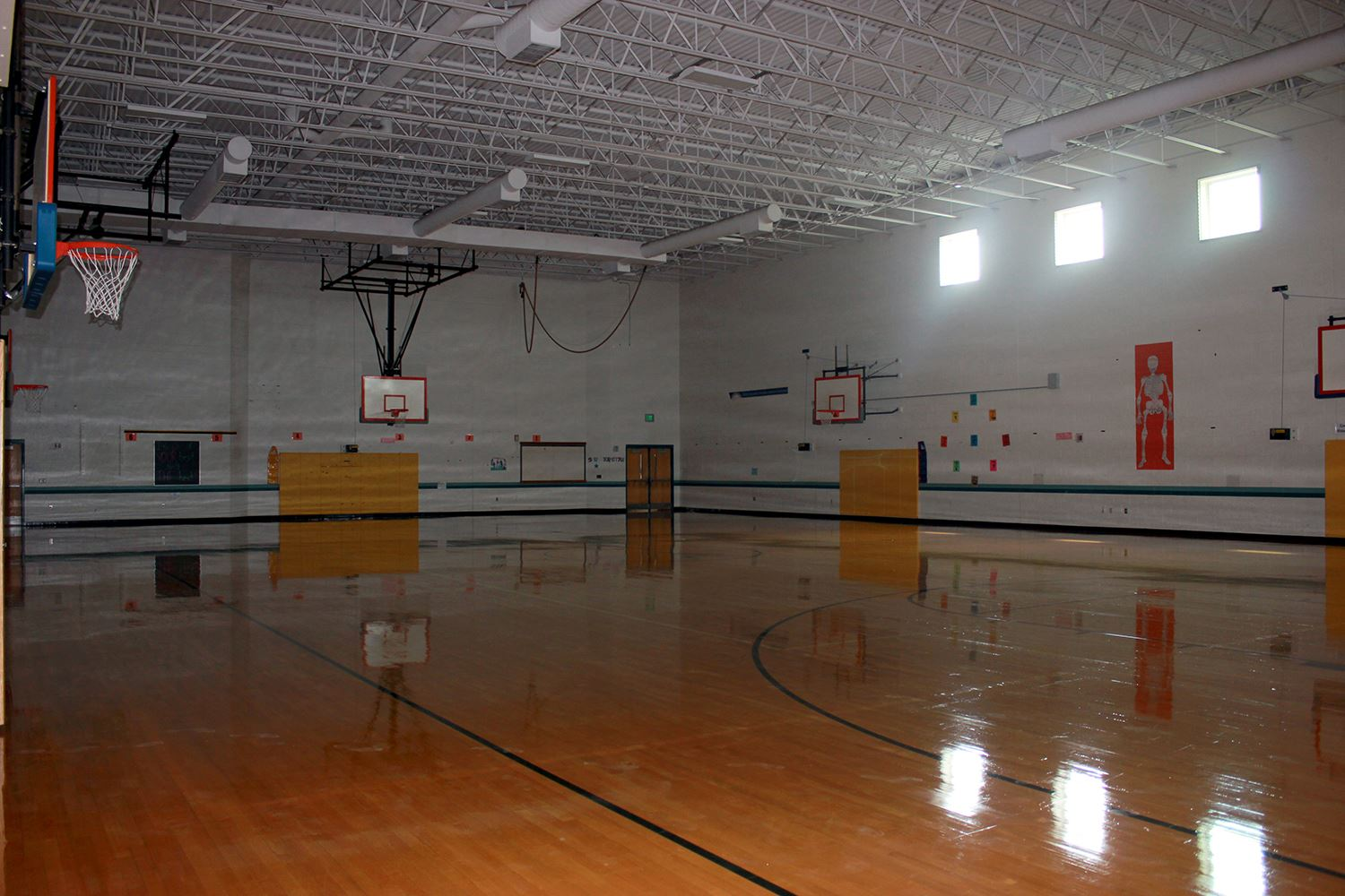 Deer Crossing Rec Center - Gymnasium