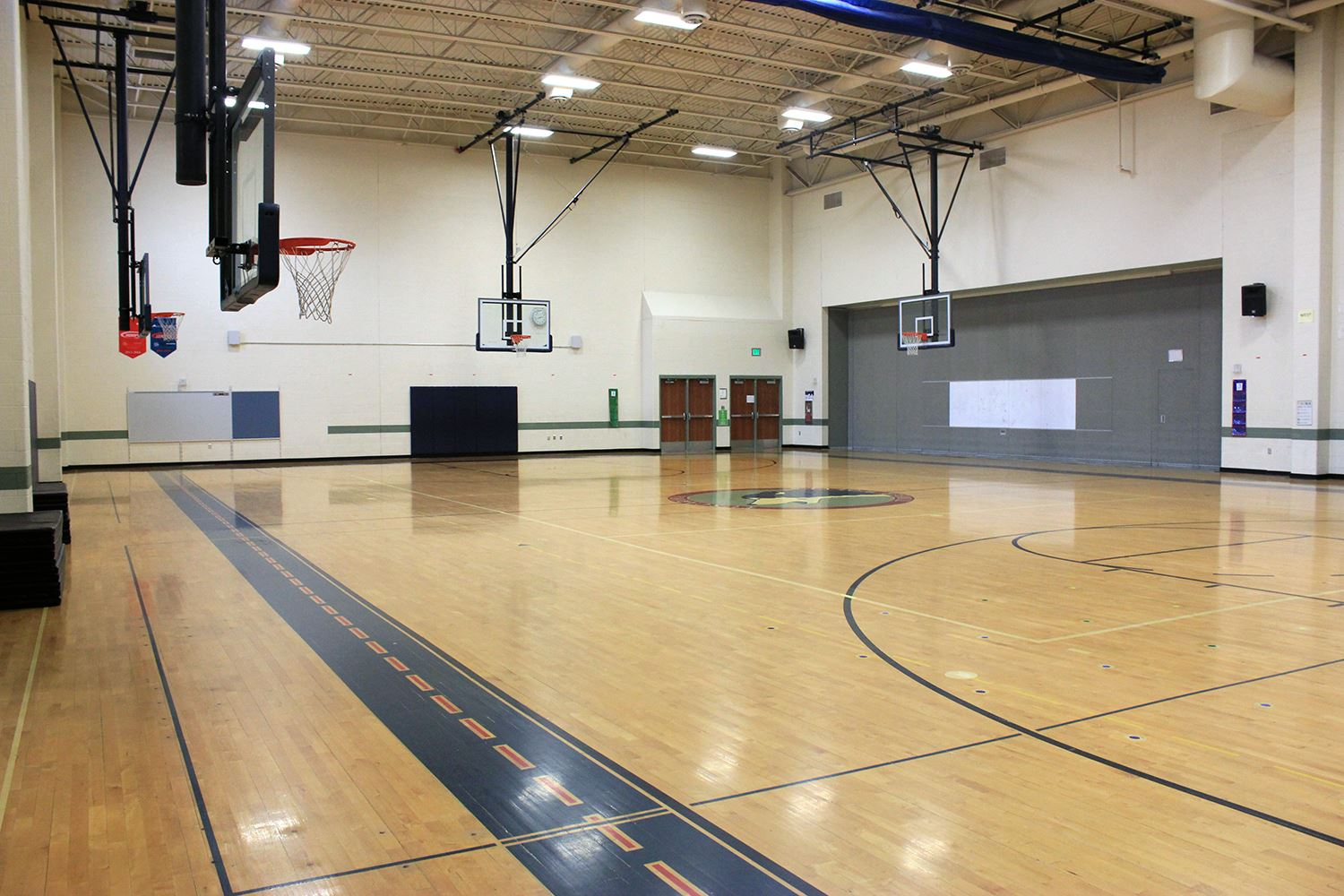 Tuscarora Rec Center - Gymnasium