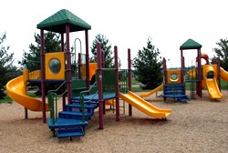 Ballenger Creek Park Playground Equipment